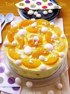 Pavlova, Dessert Recipes, Desserts, Coffee Cake, Camembert Cheese, Bacon, Ice Cream, Pudding, Sweets