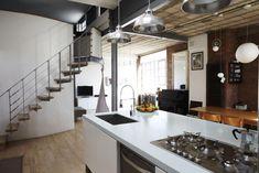 Steal This Look: Modern Loft Kitchen : Remodelista