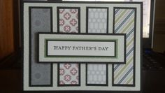 Stampin' Up. Father's Day!