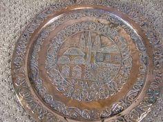 Sarajevo Copper Plate by ECCENTRICRON on Etsy