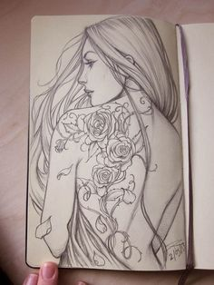 Moleskine 9 by ~Sabinerich on deviantART