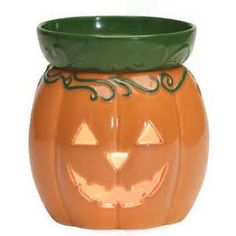 Jack O' Lantern - come or shop at my launch party and you could win this for free - www.kellycaba.scentsy.us