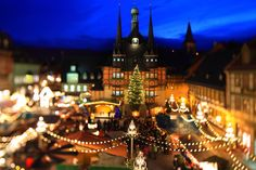 Wernigerode, Germany | 39 Christmas Markets Across Europe To Visit Before You Die