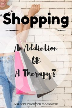 What is the difference between Retail Therapy and Shopaholic in action? It costs the same & you get to dress out for it Rock Revolution, Ladies Gents, Dress Out, Retail Therapy, Beats, Things To Think About, Irish, Ms, Addiction
