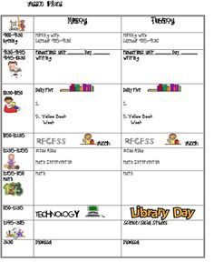 lesson plan template download