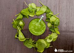 Tropical Yummy Green Smoothie