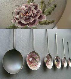 Severija Incirauskaite's Metal Embroidery