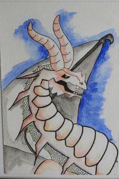 Dragon de la boutique SwordandStar sur Etsy