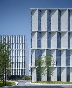 Edificio de Oficinas 3Cubes,© Christian Gahl