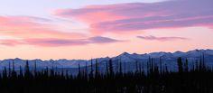 Alaska Morning Colors - (Explored) by Alaskan Wilderness Photography