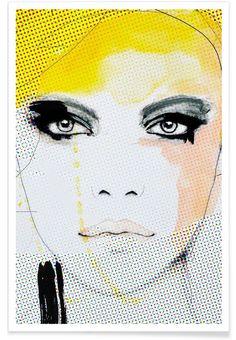Ruse als Premium Poster door Leigh Viner | JUNIQE