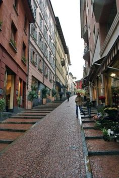 Lugano, Switzerland Challenge carrying groceries but so worth it! What A Wonderful World, Wonderful Places, Beautiful Places, Canton Ticino, Places Ive Been, Places To Go, Adventures Abroad, 7 Continents, City Living