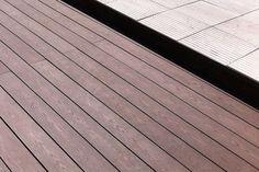 Materiales: Decks WPC