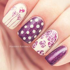 Instagram photo by polishedelegance #nail #nails #nailart