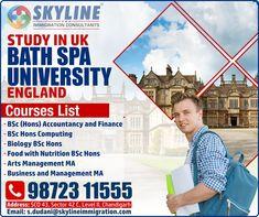 Resort Management, Tourism Management, University Courses, Bath Spa University, Uk College, Educational Assistant, Health Care Assistant, Tourism Day