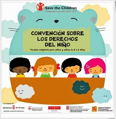 Save the Children España United Nations General Assembly, Save The Children, Kids Writing, Language, School, Fictional Characters, Infants, Pdf, Ideas Para