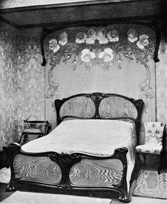 Bedroom by Eugene Gaillard