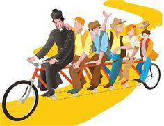 don bosco en bici