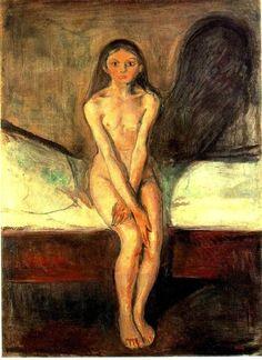 Edvard Munch, Extremely Freudian