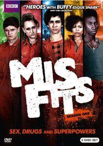 Amazon.com: Misfits Season One: Nathan Stewart-Jarrett, Iwan Rheon, Lauren Socha, Antonia Thomas, Tom Green, Tom Harper, China Moo-Young: Movies & TV