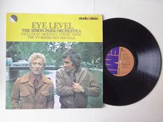Eye Level - The Simon Park Orchestra TV Series Van Der Valk Vinyl LP TWOX 1009