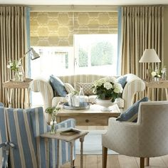 Swedish style - Vanessa Arbuthnott KC- lovely use of grey blue, white and gold