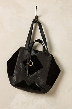 Anthropologie EU Riley Patchwork Shoulder Bag