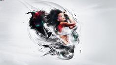 Glass Soul wallpaper