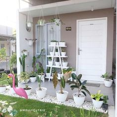 Home Garden Design, Interior Garden, Small Garden Design, Home Room Design, Home Design Plans, Home And Garden, Minimalist House Design, Minimalist Home, Diy Garden Fountains