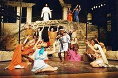 Jesus Christ Superstar #Musical #Theatre