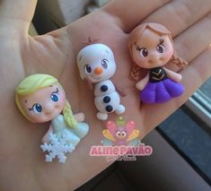 1 million+ Stunning Free Images to Use Anywhere Cute Polymer Clay, Polymer Clay Animals, Cute Clay, Polymer Clay Dolls, Polymer Clay Charms, Fondant Figures, Clay Figures, Olaf, Miniature Crafts