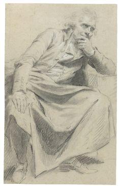 hoin, claude jean baptiste < | portrait - male | sotheby's l12040lot3z8wken