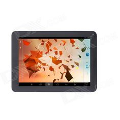 "AOSON M95 9"" Dual-Core Android 4.4 Tablet PC w/ 8GB ROM, Wi-Fi, Dual Camera, TF - White   Black Price: $73.76"