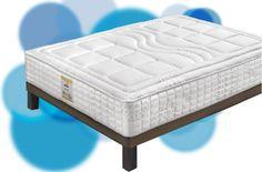 Alta tecnología aplicada a nuestro descanso en forma de una cama.