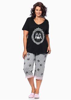 94d54a7a872 Plus Size Sleepwear for Women - Large Size Sleepwear Australia - OWL NIGHT PJ  SET -