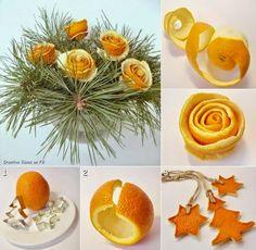 25 Idéias de última hora para fazer a decoração da sua casa e da Ceia de Natal   Blog Casa e Decoração