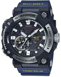 Casio G-shock, Casio Watch, Casio G Shock Frogman, G Shock Watches, Watches For Men, Wrist Watches, Men's Watches, Casio Vintage, Solar Watch