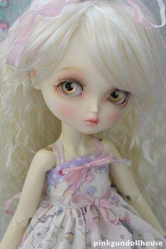Unicorn Lolita Dress   by PinkGunDollhouse