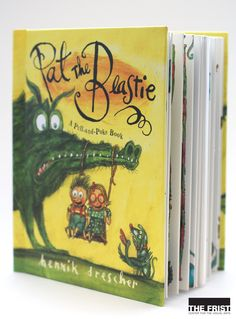 Pat the Beastie #book: $11.95
