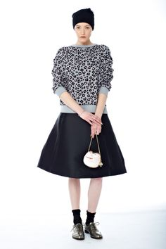 #behindthecurtain kate spade new york fall 2014