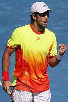 Fernando Verdasco - saw him play a few days ago at riveroaks... lookin good buddy-get it!
