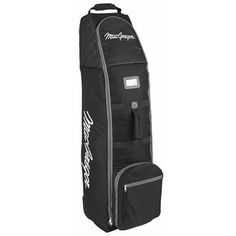 MacGregor Golf MacGregor VIP Deluxe Wheeled Travel Cover Features: Heavy duty canvas materials Durable in line skate wheels for easy smooth movements Internal heavy duty anti-burst strap to protect the golf clubs Padding around the top to protect the golf c http://www.MightGet.com/may-2017-1/macgregor-golf-macgregor-vip-deluxe-wheeled-travel-cover.asp