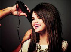 Selena Gomez hair.