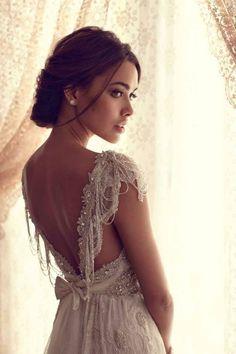 Detalhes no Ombros | Mariée: Inspiração para Noivas e Casamentos