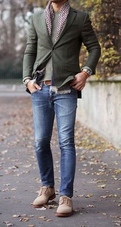 Men's Fashion, Fitness, Personal Care, Gadgets and Guy Stuff with Daily Updates … - Clothes Casual Blazer, Men Casual, Casual Wear, Mens Fashion Suits, Fashion Outfits, Men's Fashion, Daily Fashion, Groom Fashion, Fashion Menswear