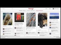 How to Use Pinterest for Business: Video Tutorial - Password is kvrtal5af