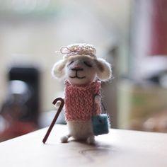 Cute Handmade Dolls by alejka