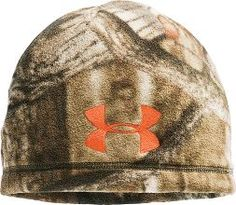 616a6471d73 Under Armour® Camo Outdoor Fleece Beanie   Cabela s Under Armour Camo