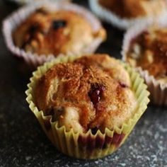 Yield: 6 muffins SmartPoints: 3 Nutritional Value: Calories 92, Fat 1.0g, Saturated Fat 0g, Total Carbohydrate 17.0g, Dietary Fibre 0.9g, Sugars 3.5g, Protein 3.7g Ingredients 100g/3.5oz of self raising flour (17 syns) 100g3.5oz of blueberries (3 syns) 100g/3.5oz of fat free vanilla yoghurt 1 egg ¼ C. of sweetener 1 tsp. of cinnamon Spray oil...Read More