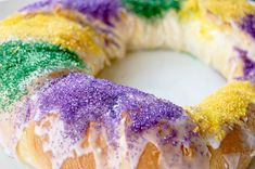 I am always searching for the ultimate Kings Cake. There aren't as many recipes out there as you may think. John Besh has his, then there is Emeril, Lottie and Doff  and other well known chefs and …